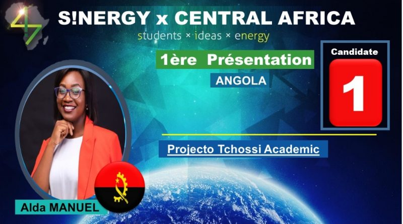 Alda Manuel – Winner – S!NERGY CENTRAL AFRICA
